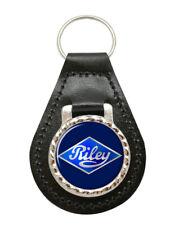 Riley Design Leather Key Fob