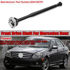 Front Drive Shaft For Mercedes-Benz C230 C250 C300 E350 S550 CLS63 GLK350 SL65