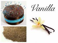 Pin cushion filler Ground Walnut Shells Vanilla Scented New!!! 500g