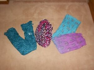 GIRLS LOT OF 3 SCARFS, JUSTICE