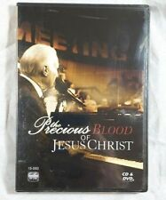 The Precious Blood of Christ Inspirational Religious Sermons Songs SWAGGART DVD