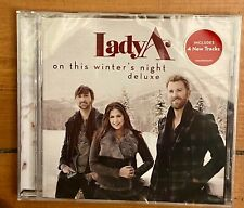 Lady A - On This Winter's Night Deluxe - NEW SEALED CD 2020 Antebellum 16 Tracks