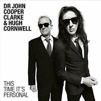Dr. John Cooper and Hugh Cornwell Clarke - This Time It's Personal [CD]