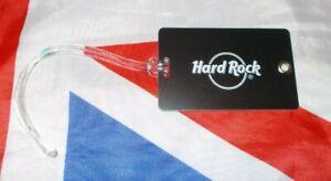 Hard Rock Cafe Name Card Tag