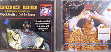 Sun Ra- Out there a Minute (1989)/ Black Myth & Out in Space (MPS 1998)- 3 CDs