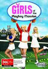 Girls of the Playboy Mansion Season 5 : NEW DVD