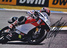 Louis Rossi DERBI 125cc signé photo 5x7 2011 2.