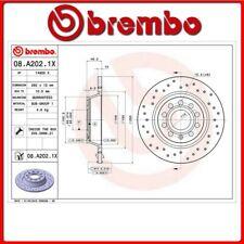 08.A202.1X#2 DISCO FRENO POSTERIORE SPORTIVO BREMBO XTRA AUDI A3 (8P1) 1.4 TFSI