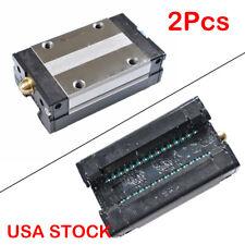 2 x Original Linear Bearing Rail Block for Roland Sj-740 Fj-540 Fj-740 21895154