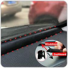 1.6m Striscia Di Tenuta rumore Insonorizzata Anti-Polvere Guarnizione Per Auto Parabrezza Cruscotto
