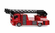 2114 Siku 1:50 MAN Feuerwehr Drehleiter