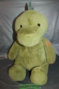 """Animal Adventures Large Green Stuffed Animal Plush Dinosaur 24"""" Target"""
