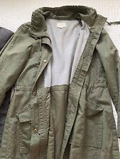 LOFT Utility Jacket Size M