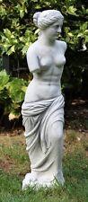 Figur Statue Venus von Milo  H 58 cm Dekofigur und Gartenfigur aus Beton