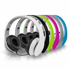 GRUNDIG Kopfhörer OverEar Stereokopfhörer MP3 faltbar DJ Headphones Stereo OnEar