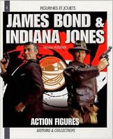 James Bond & Indiana Jones FIGURINES ER JOUETS ,action figures-NEW!!!!!