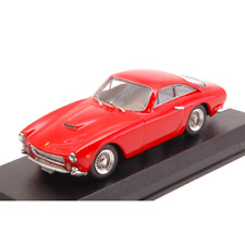 FERRARI 250 GTL 1964 RED 1:43 Best Model Auto Stradali Die Cast Modellino