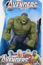 "10"" Hulk Avengers Super Hero Action Figure - New Boxed"
