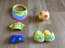 Fisher Price Snap N' Style Soccer Star Fashions Outfit Snap and Style dolls