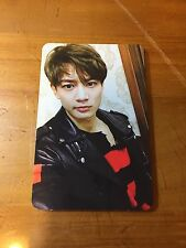SHINee 5th Album Repack. Tell Me What To Do Minho Type-B PhotoCard Officia K-POP