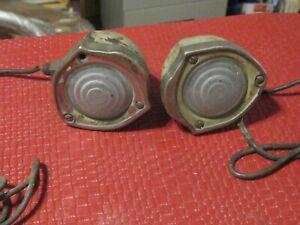 Original 1928-1935? cowl or running lamp set