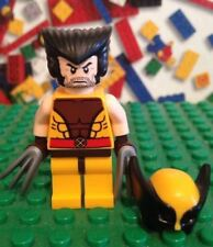 LEGO MARVEL super heroes X-MEN 76022 WOLVERINE MINIFIGURE