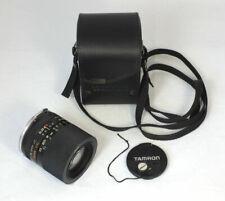 Tamron Adaptall-2 SP 52B 90mm f/2.5 Macro Lens for Olympus OM
