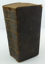 altes Buch : Freuden Oel in Traurigkeit oder gesammlete Klag 1721 Orden3346