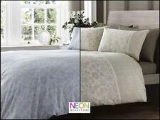 Linge de lit et ensembles bleus modernes pour chambre