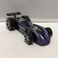 Hot Wheels Purple Tor-Speedo 1:64 Scale Diecast Toy Car Model Mattel