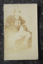 1948 Topps Magic photos All American Football #8 of 13 Joe Steffy Army