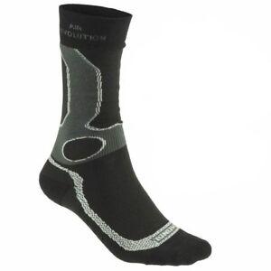Meindl Merino Trekking Socken, Air Revolution Dry Merinowolle  Gr: 40 - 43