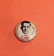 Coke Caps Hockey 1965-66 Larry Jeffrey Detroit Red Wings lot O