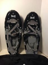 Pair Alps Snow Shoes with Carrying Case 21 x 8 Inches X21 NEW