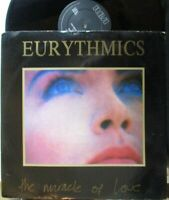 "EURYTHMICS ~ The Miracle Of Love ~ 12"" Single PS"