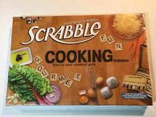 Scrabble Cooking Edition Board Game Brand New & Sealed