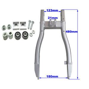 480mm Aluminum Swingarm For 125cc 140cc 150cc 160cc 190cc Pit Dirt Bike