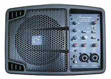 Studiomaster LIVESYS5 150w Portable PA System Microphone Speaker Small Compact