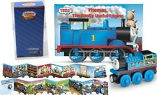 LTD ED 'Thomas the Really Useful Engine' Book TIDMOUTH TOYS Wooden Railway Train