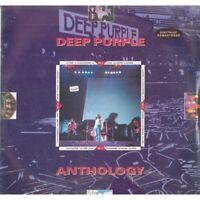 Deep Purple 3 Lp Vinile The Deep Purple Anthology / EMI Italia Sigillato
