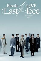 GOT7-VOL.4 [BREATH OF LOVE:LAST PIECE]-SELECT VER.+PREORDER BENEFIT KPOP SEALED