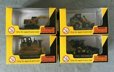 Norscot Construction Minis - CAT - D5G * 906 * 315CL * 420E
