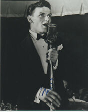 Frank Sinatra Certified Signed autographed vintage  8 X10 Ratpack photo + COA