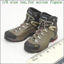 Y52-114 VeryHot  1/6 scale  82th Airborne Division Tactical boots (hollow)