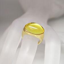Labriola Ring mit syth. Citrin Stein in 750/18K Gelbgold UVP. 538.-€