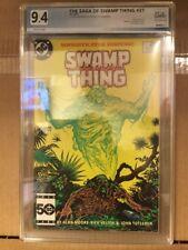 Swamp Thing #37 1st App John Constantine PGX 9.4 Not CGC