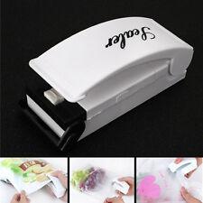 Mini Bag Sealer Home Sealing Machine Heat Tool Impulse Food Packaging Popular XG