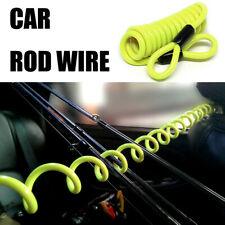 Fishing Rod Stand Wire Rack Coil Hanger For Car Carrier Rods Holder Strong Alloy