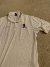 North Carolina Unc Nike Baseball Fit Team Issued Travel Shirt