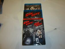 Sin City / Sin City: A Dame to Kill For*3D/2D w/Slip Cover (Blu-ray Disc, 2015)